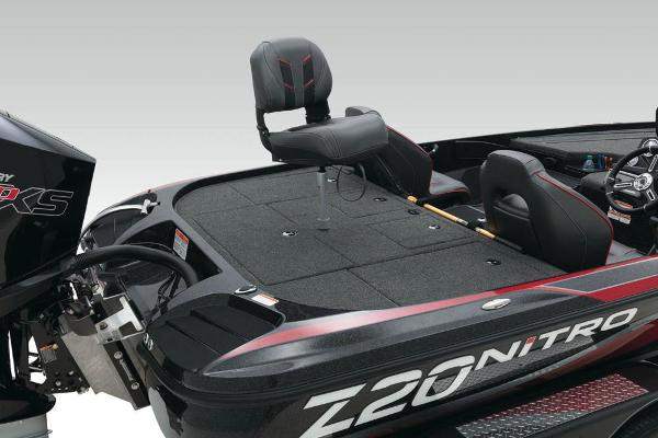 2021 Nitro boat for sale, model of the boat is Z20 & Image # 30 of 80