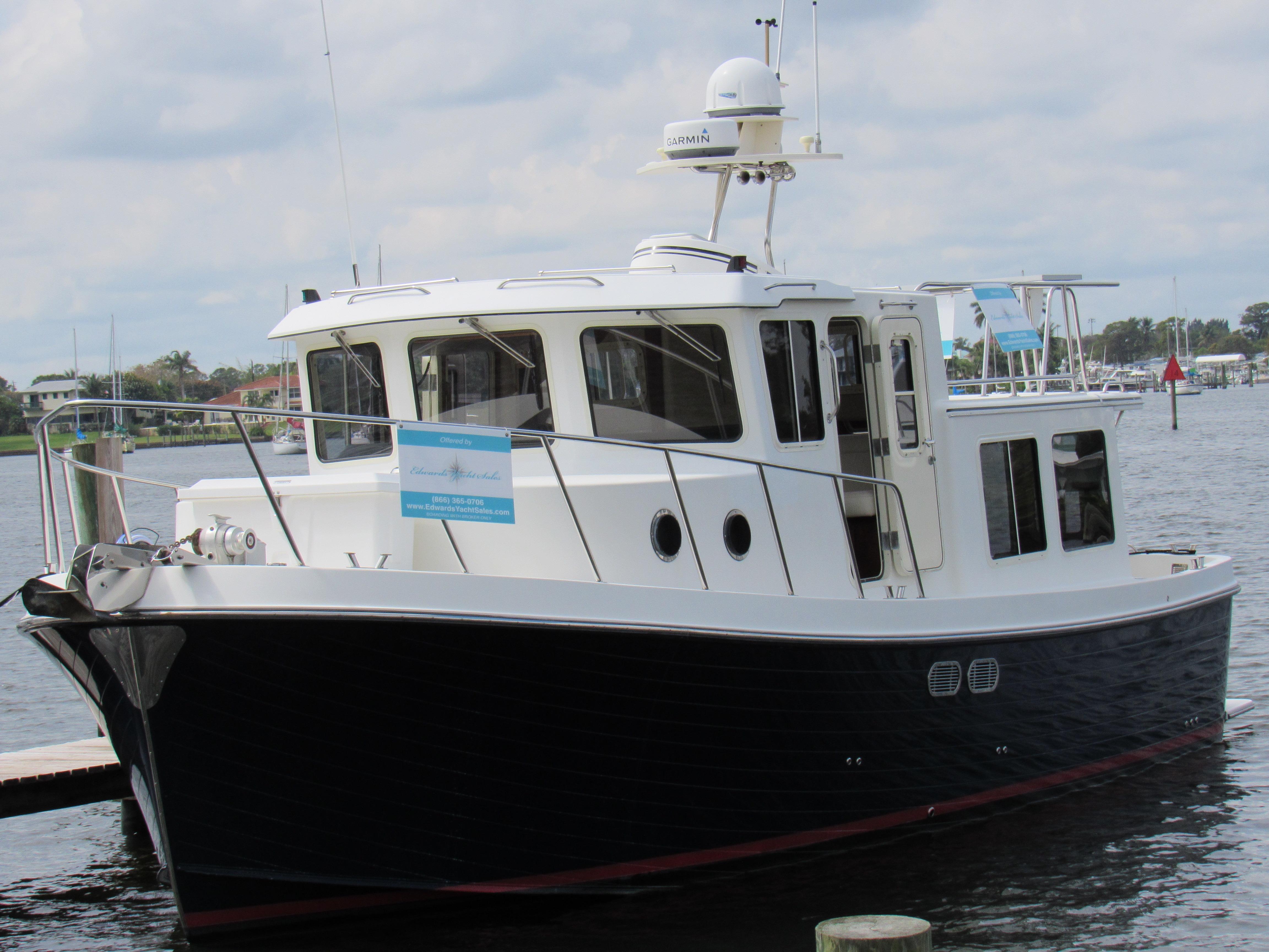 34' American Tug 2003 34 Pilothouse