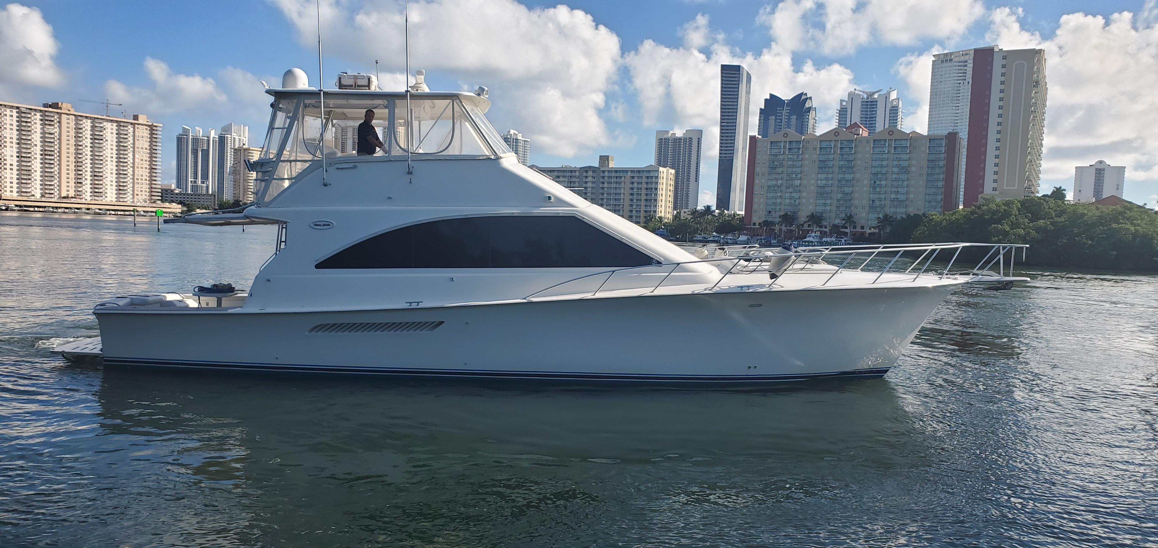 Pleasing 56 Ocean Shally 2002 Miami Denison Yacht Sales Creativecarmelina Interior Chair Design Creativecarmelinacom