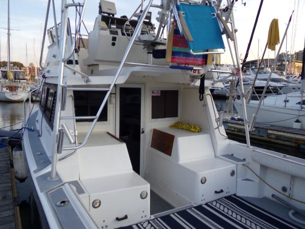 Black Watch 30 Flybridge For Sale BoatsalesListing