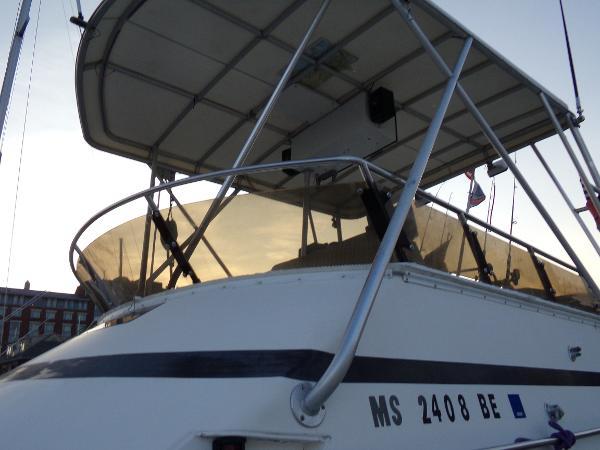 Black Watch 30 Flybridge For Sale Broker