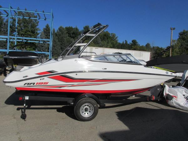 2020 Yamaha boat for sale, model of the boat is AR195 & Image # 2 of 31