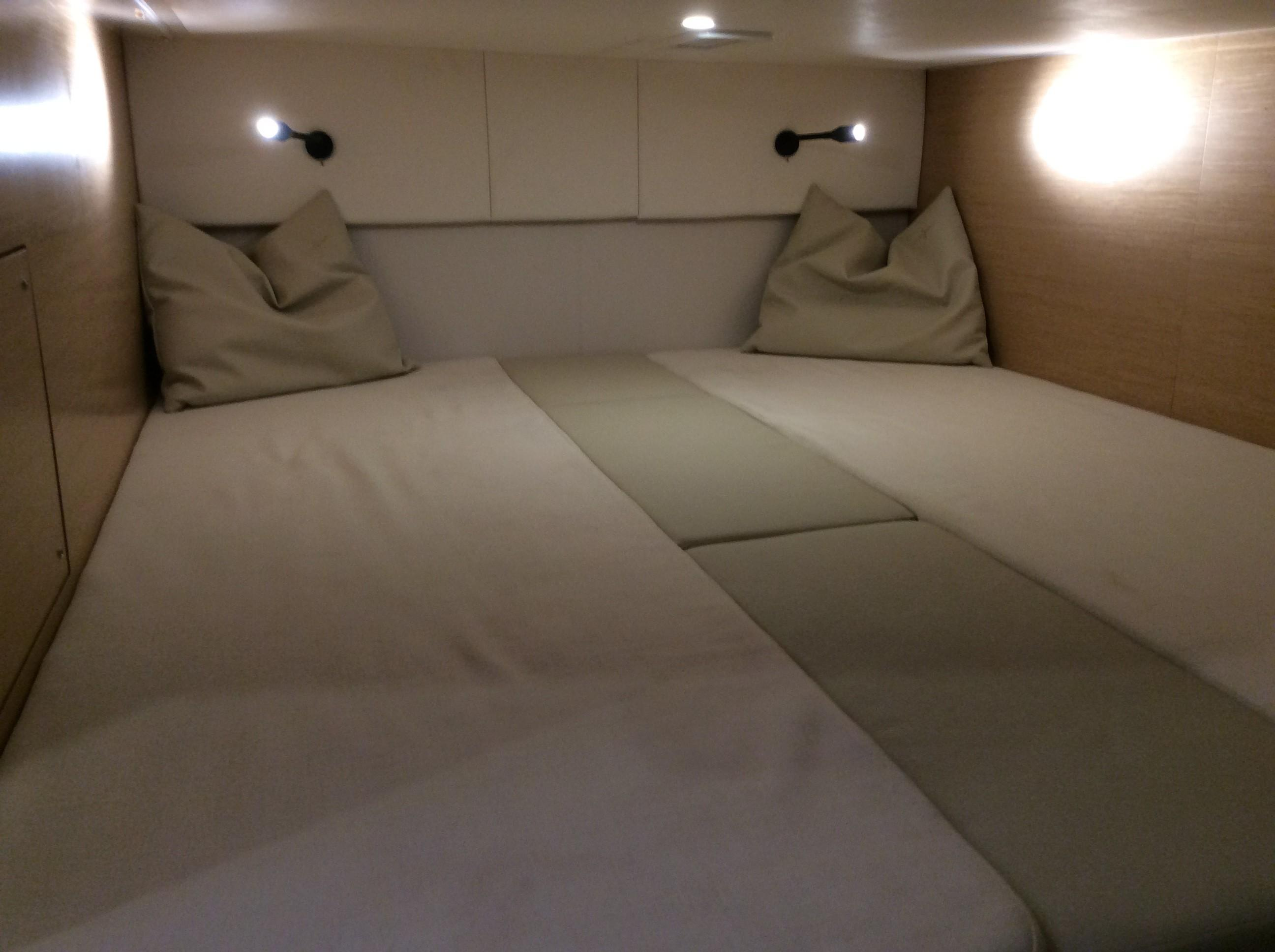Aft Stateroom with Filler