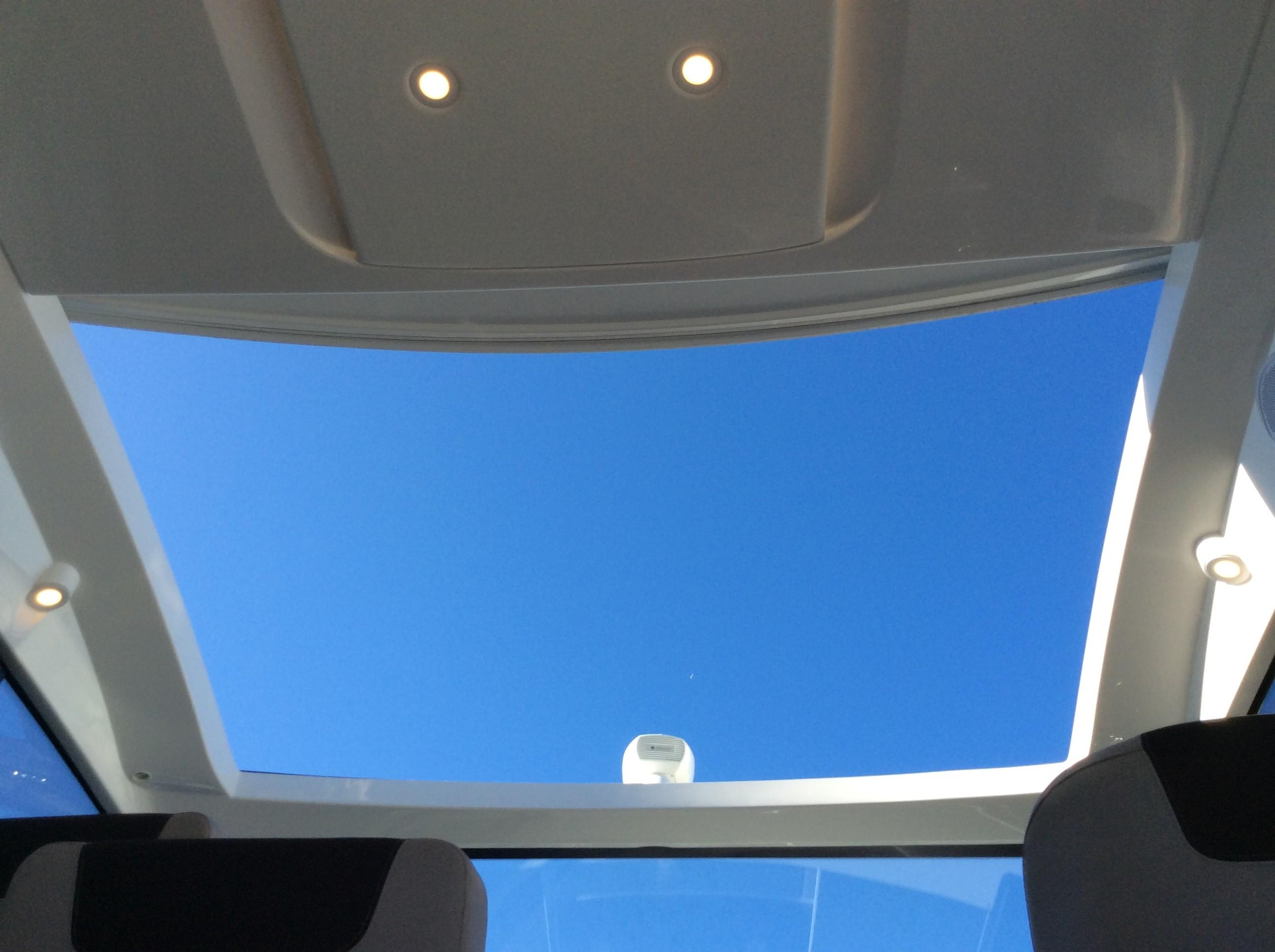 HUGE Sunroof
