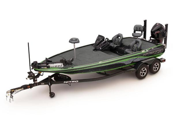 2021 Nitro boat for sale, model of the boat is Z20 Pro & Image # 1 of 17