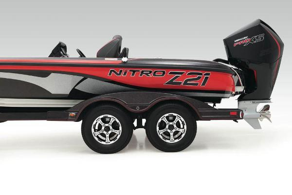 2021 Nitro boat for sale, model of the boat is Z21 & Image # 21 of 67
