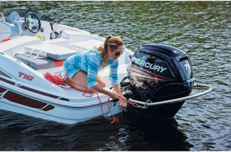 2020 Tahoe boat for sale, model of the boat is T16 w/75ELPT 4S & Image # 37 of 45