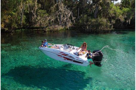 2020 Tahoe boat for sale, model of the boat is T16 w/75ELPT 4S & Image # 38 of 45