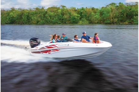 2020 Tahoe boat for sale, model of the boat is T16 w/75ELPT 4S & Image # 44 of 45