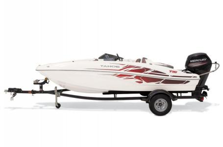 2020 Tahoe boat for sale, model of the boat is T16 w/75ELPT 4S & Image # 7 of 45