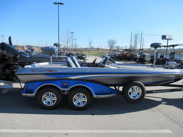 2019 Ranger Boats boat for sale, model of the boat is Z521L & Image # 1 of 6