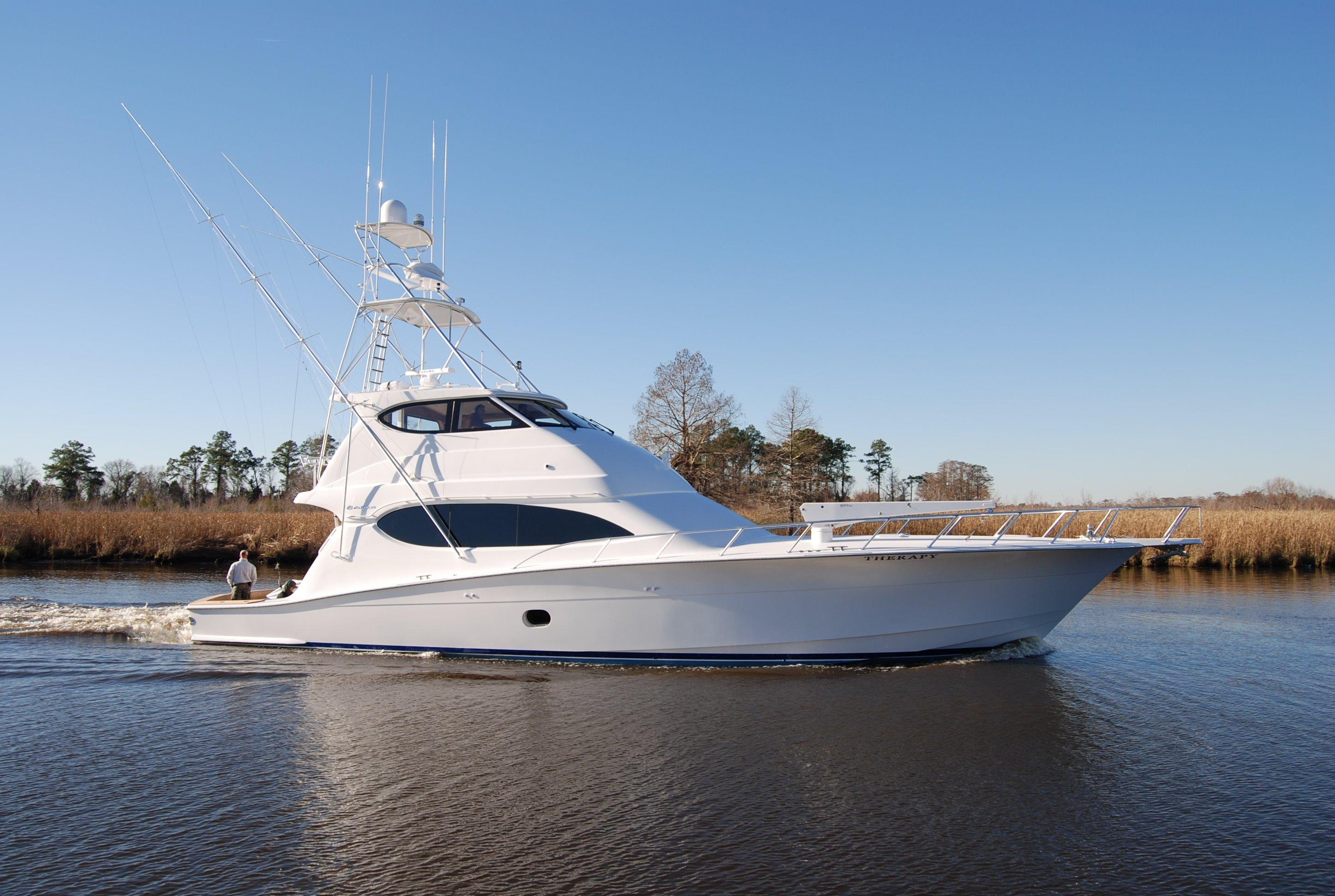 Used hatteras yachts for sale from 60 to 70 feet for Hatteras fishing boat