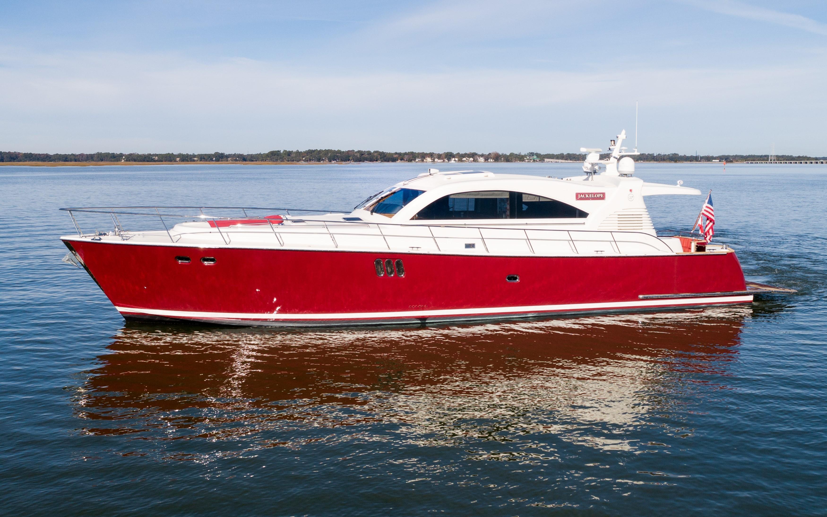 66 Vicem Jackalope 2009 Hilton Head | Denison Yacht Sales