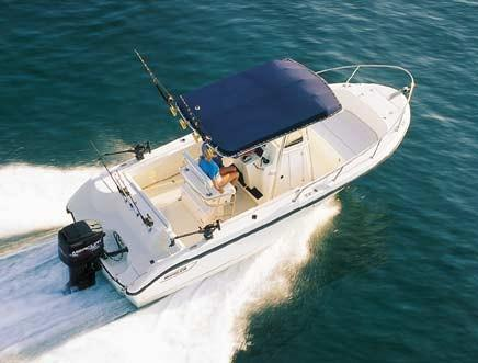 Boston Whaler 230 Outrage Saltwater Fishing Listing Number: M-3799678