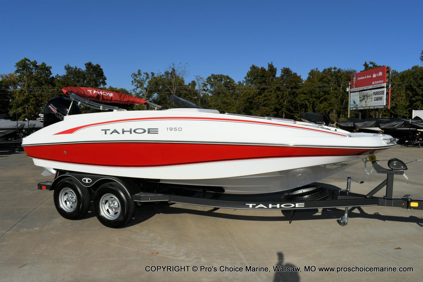 2020 Tahoe boat for sale, model of the boat is 1950 & Image # 11 of 50