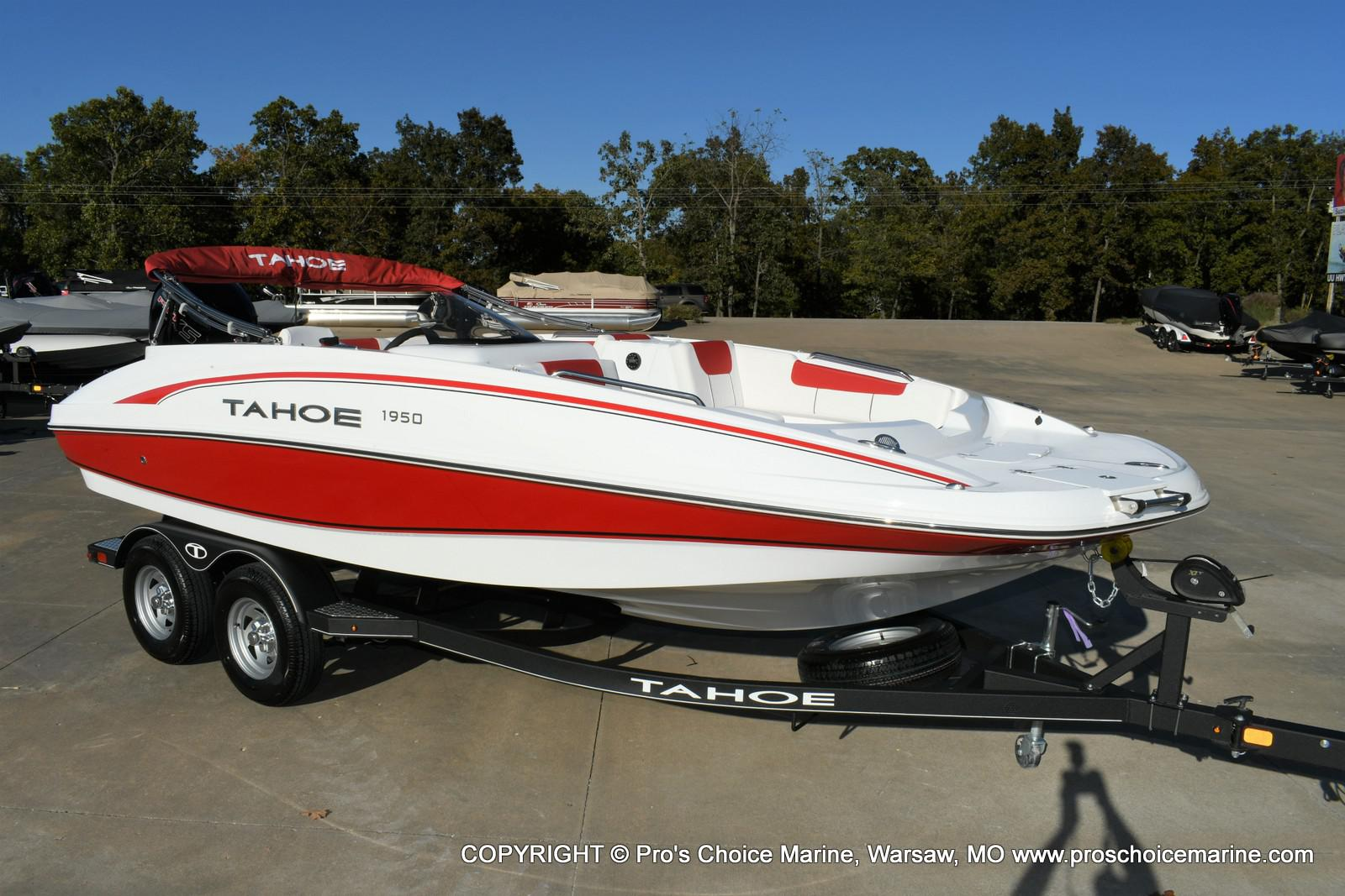 2020 Tahoe boat for sale, model of the boat is 1950 & Image # 12 of 50
