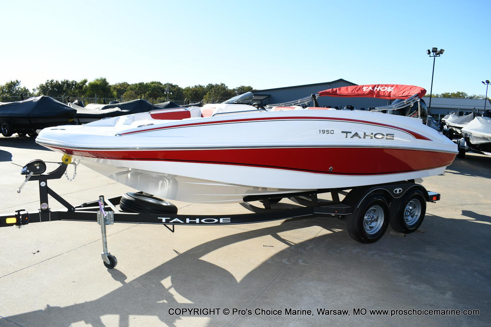 2020 Tahoe boat for sale, model of the boat is 1950 & Image # 35 of 50
