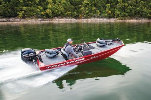 2019 Tracker Boats boat for sale, model of the boat is Pro 160 & Image # 6 of 12