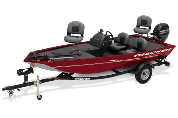 2019 Tracker Boats boat for sale, model of the boat is Pro 160 & Image # 2 of 12
