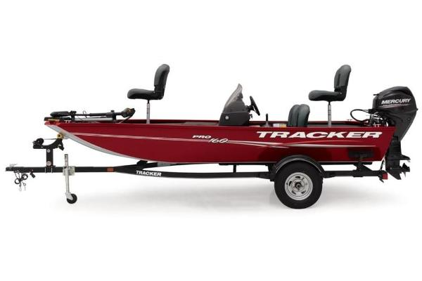 2019 Tracker Boats boat for sale, model of the boat is Pro 160 & Image # 1 of 12
