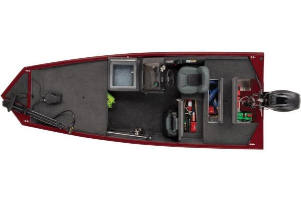 2019 Tracker Boats boat for sale, model of the boat is Pro 160 & Image # 9 of 12