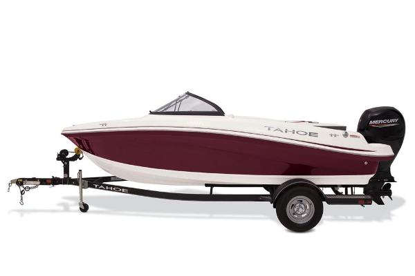 2021 Tahoe boat for sale, model of the boat is 450 TS & Image # 6 of 60