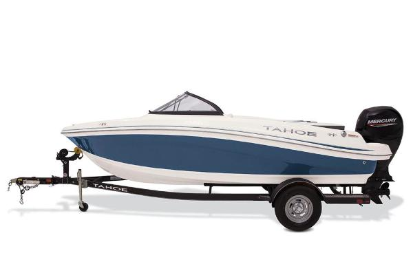 2021 Tahoe boat for sale, model of the boat is 450 TS & Image # 8 of 60