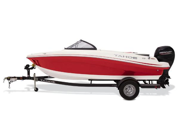 2021 Tahoe boat for sale, model of the boat is 450 TS & Image # 9 of 60