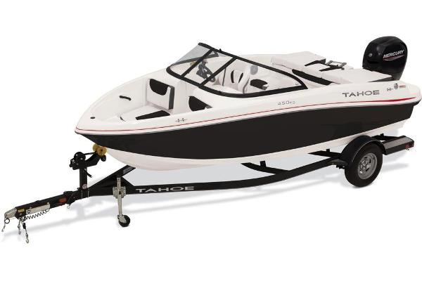 2021 Tahoe boat for sale, model of the boat is 450 TS & Image # 11 of 60