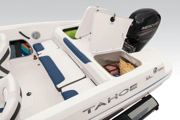 2021 Tahoe boat for sale, model of the boat is 450 TS & Image # 30 of 60