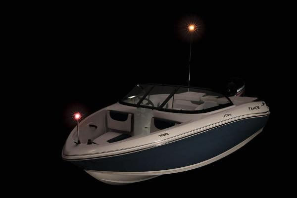 2021 Tahoe boat for sale, model of the boat is 450 TS & Image # 46 of 60