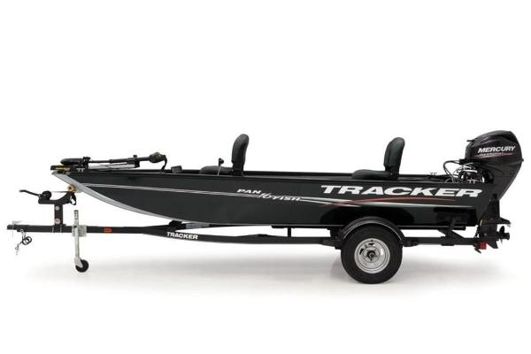 2019 Tracker Boats boat for sale, model of the boat is Panfish™ 16 & Image # 1 of 10