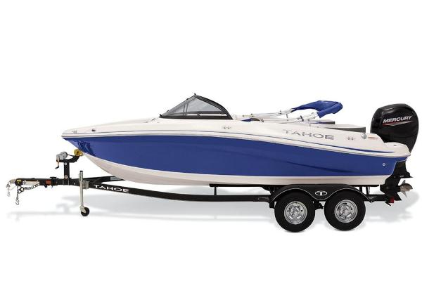 2021 Tahoe boat for sale, model of the boat is 550 TS & Image # 7 of 67