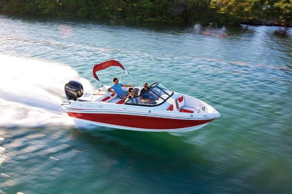 2021 Tahoe boat for sale, model of the boat is 550 TS & Image # 3 of 67