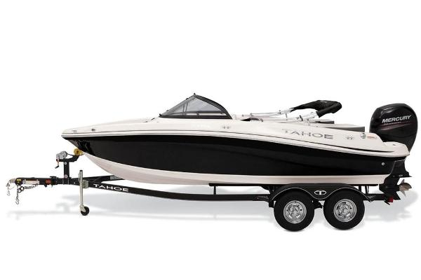 2021 Tahoe boat for sale, model of the boat is 550 TS & Image # 10 of 67