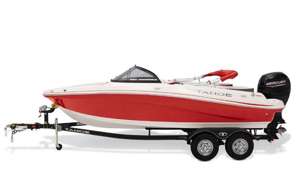 2021 Tahoe boat for sale, model of the boat is 550 TS & Image # 11 of 67