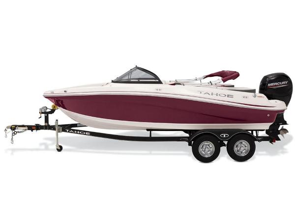 2021 Tahoe boat for sale, model of the boat is 550 TS & Image # 12 of 67