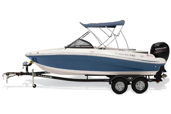 2021 Tahoe boat for sale, model of the boat is 550 TS & Image # 13 of 67