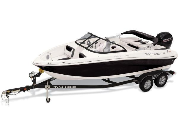 2021 Tahoe boat for sale, model of the boat is 550 TS & Image # 14 of 67