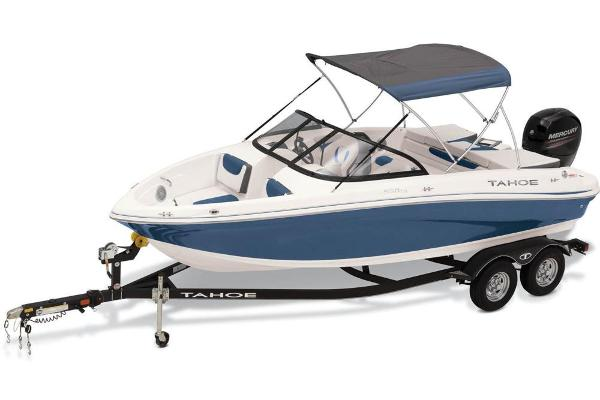 2021 Tahoe boat for sale, model of the boat is 550 TS & Image # 18 of 67