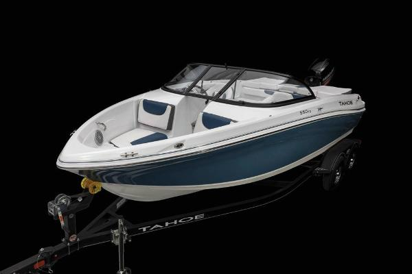 2021 Tahoe boat for sale, model of the boat is 550 TS & Image # 57 of 67