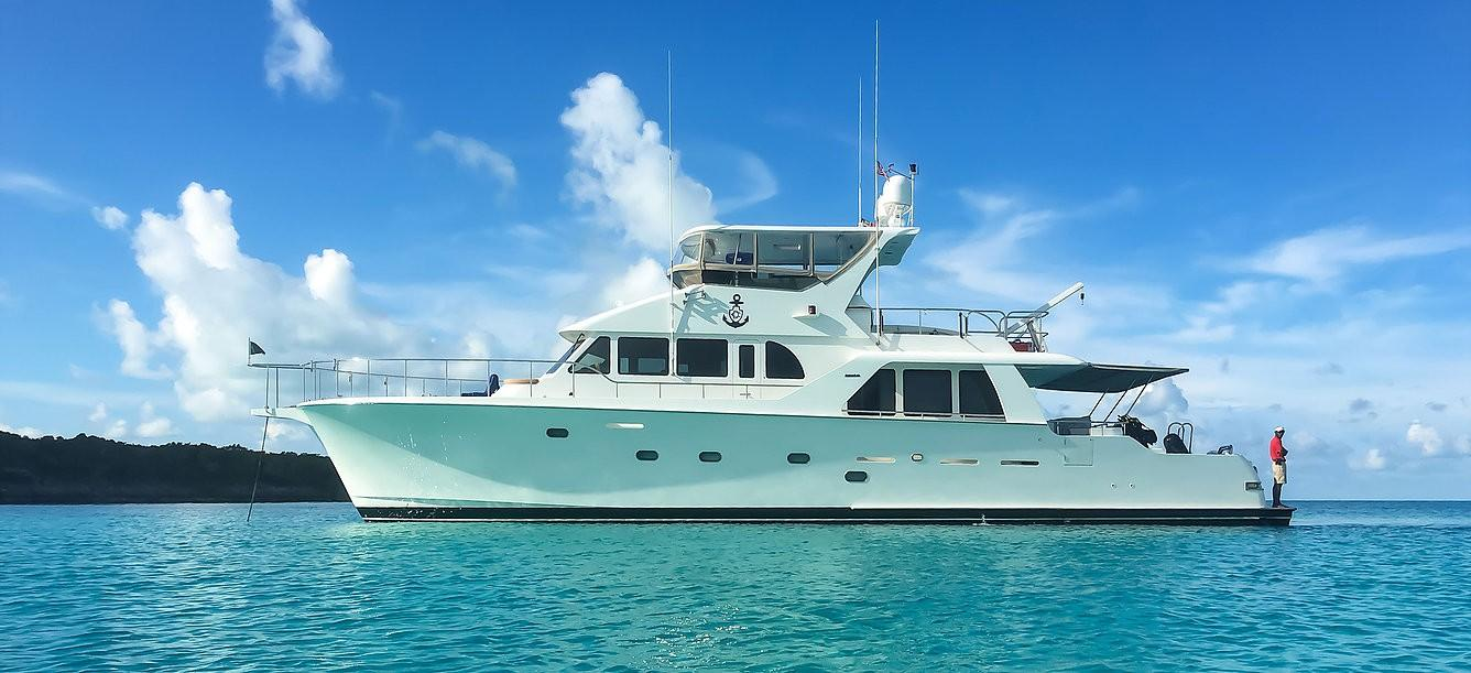 72 ft Cheoy Lee Yacht Fisherman