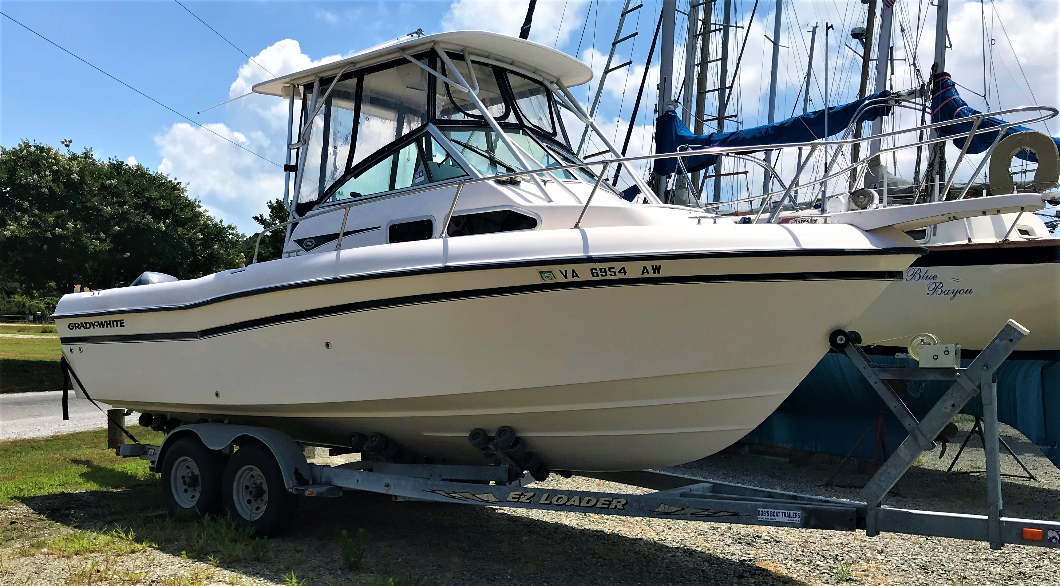 Boats – Deltaville Yachting Center and Chesapeake Yacht Sales