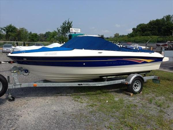 For Sale: 2007 Bayliner 185 18ft<br/>Pride Marine - Ottawa