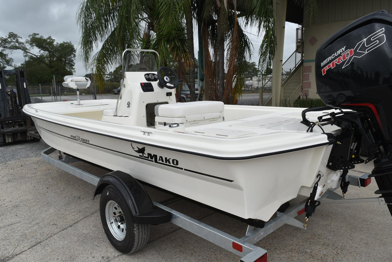 2019 Mako boat for sale, model of the boat is Pro Skiff 19 & Image # 9 of 9