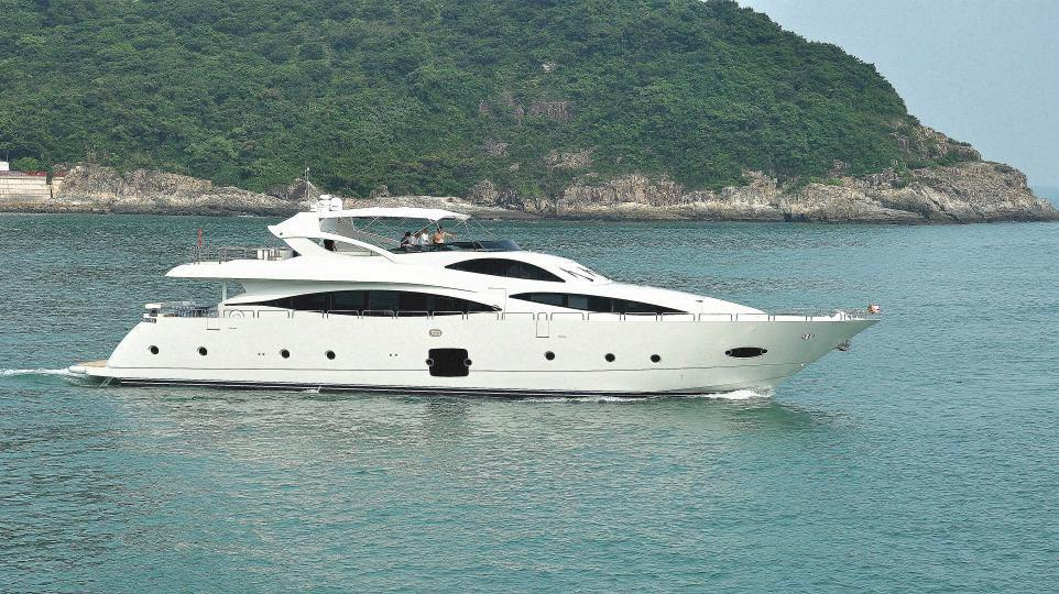 103' Allmand Yachts 2017 Luxury Yacht 103
