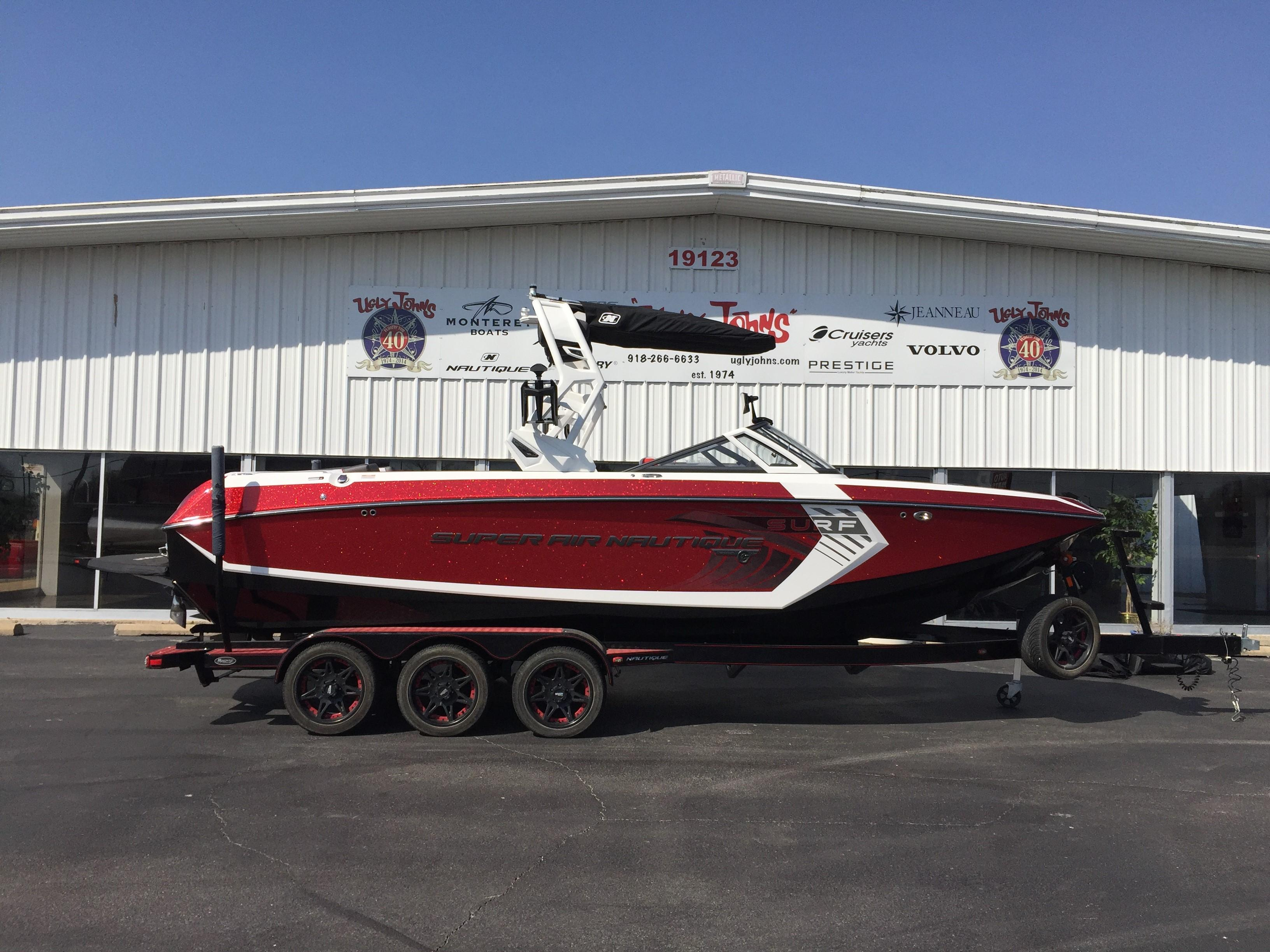 2018 Nautique Super Air Nautique G25 Eufaula, Oklahoma - Ugly John's
