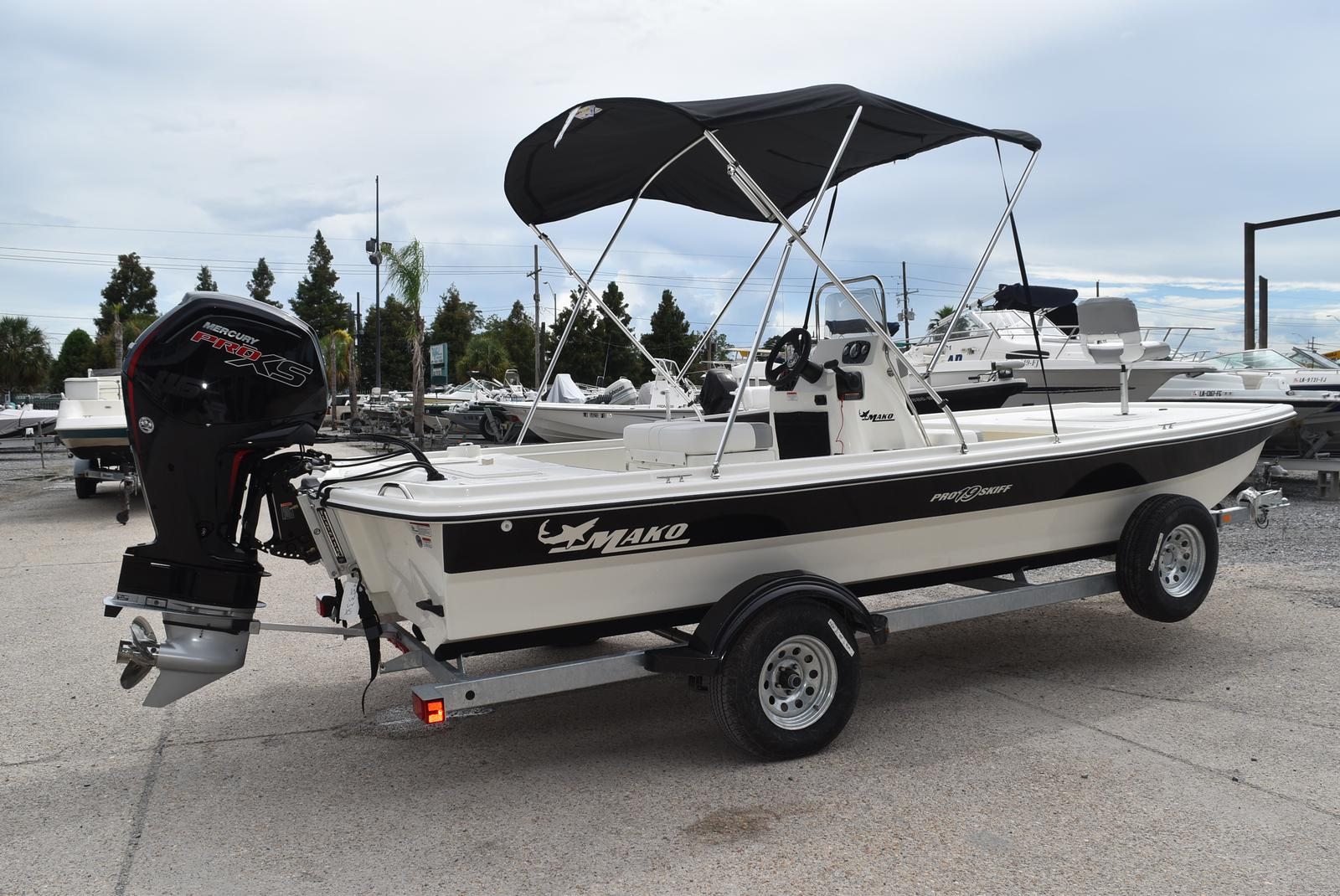 2019 Mako boat for sale, model of the boat is Pro Skiff 19 & Image # 79 of 234