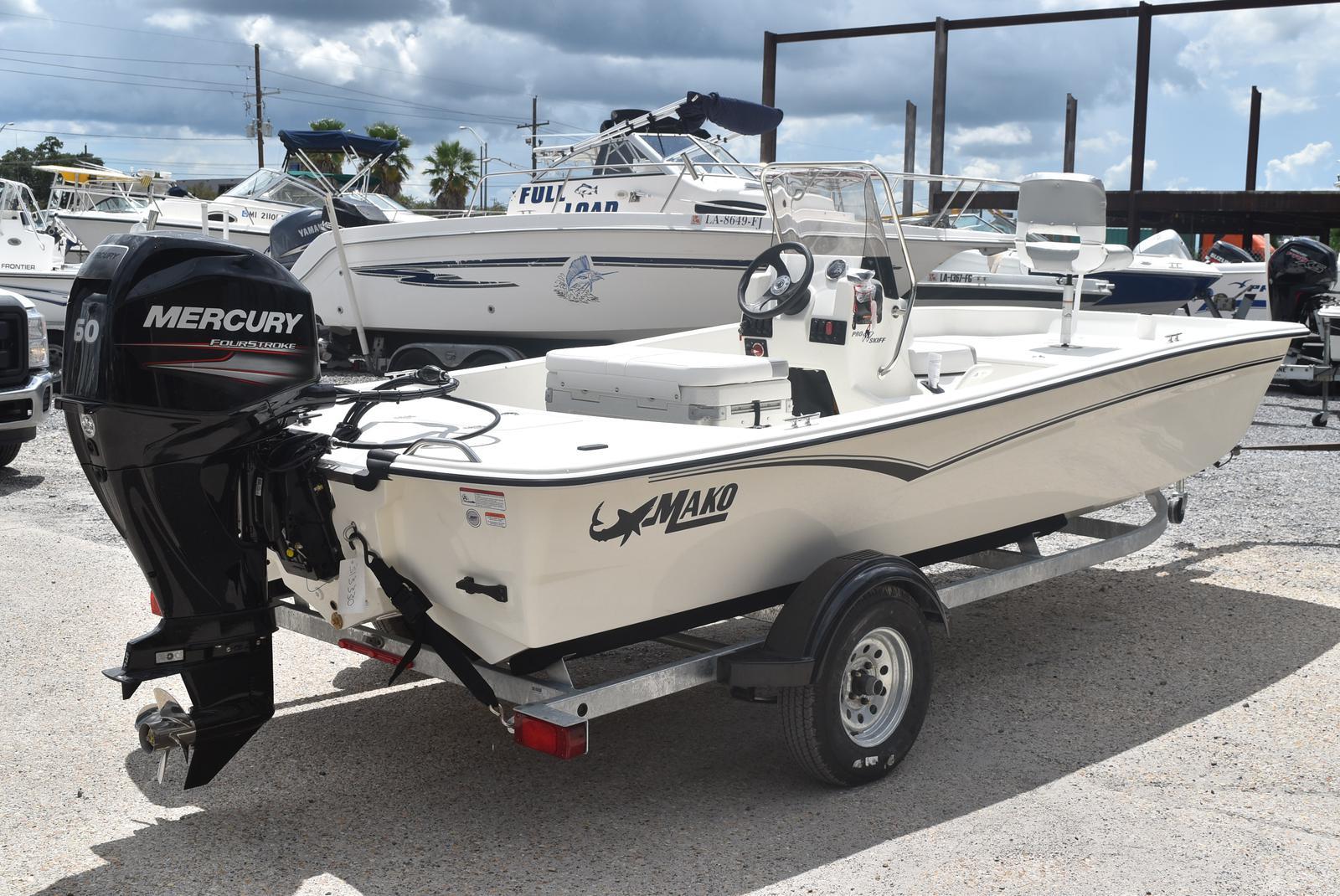 2020 Mako boat for sale, model of the boat is Pro Skiff 17, 75 ELPT & Image # 4 of 9