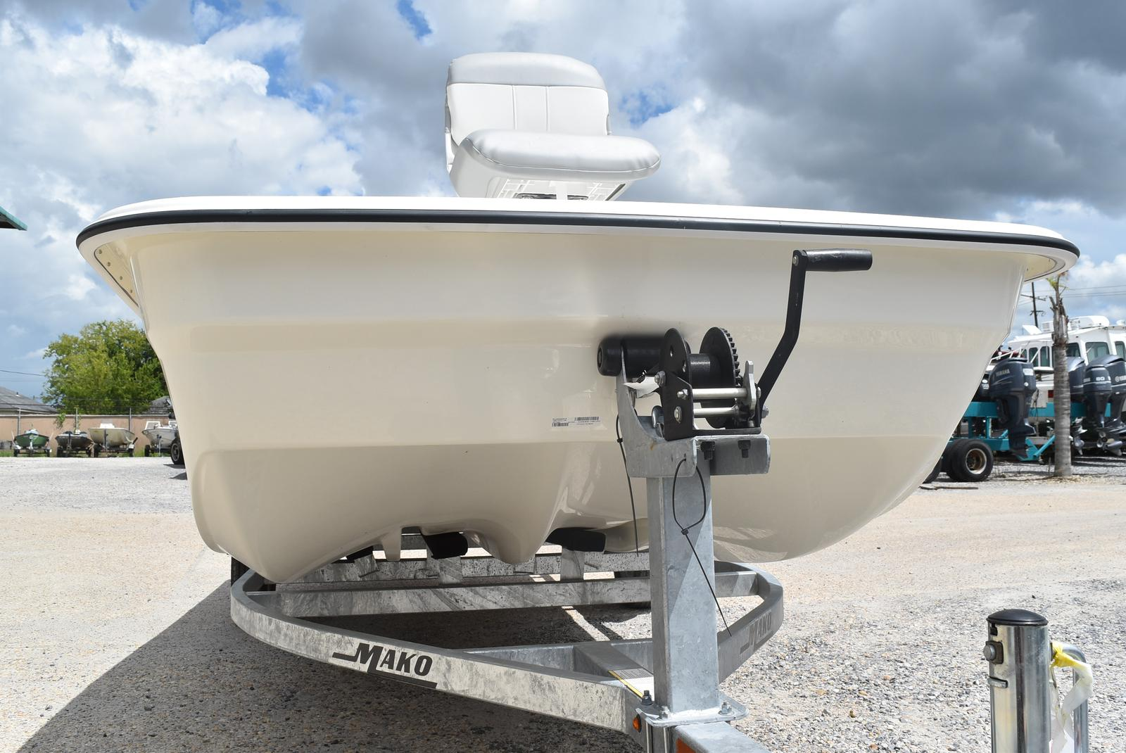 2020 Mako boat for sale, model of the boat is Pro Skiff 17, 75 ELPT & Image # 5 of 9